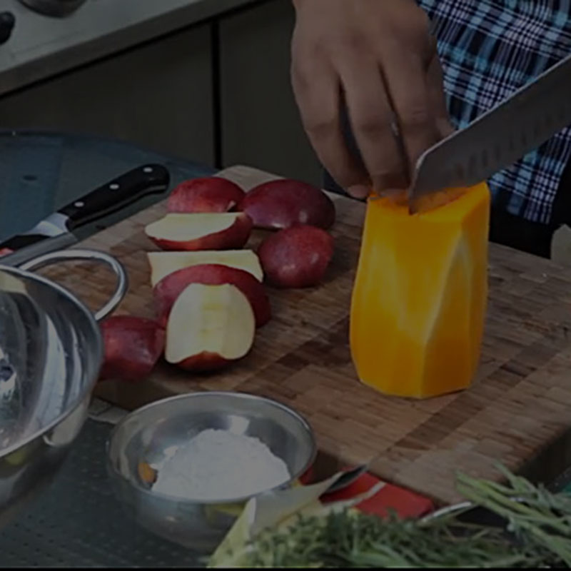 MUSKRAT Magazine Recipe: Autumn Dish